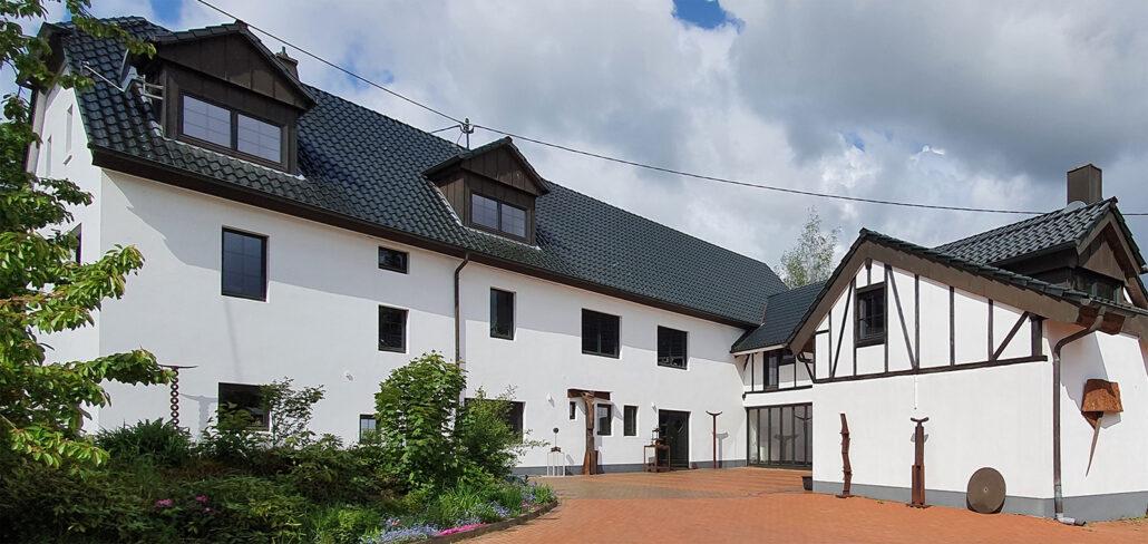 Dierk Osterloh | Atelier in der Villa Arte